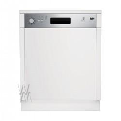 Lave-vaisselle Beko intégré inox DSN05310X