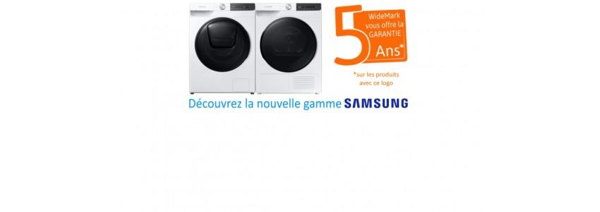 Promotion Samsung sur widemark.be